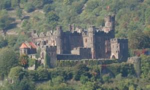 Castles on the Rhein